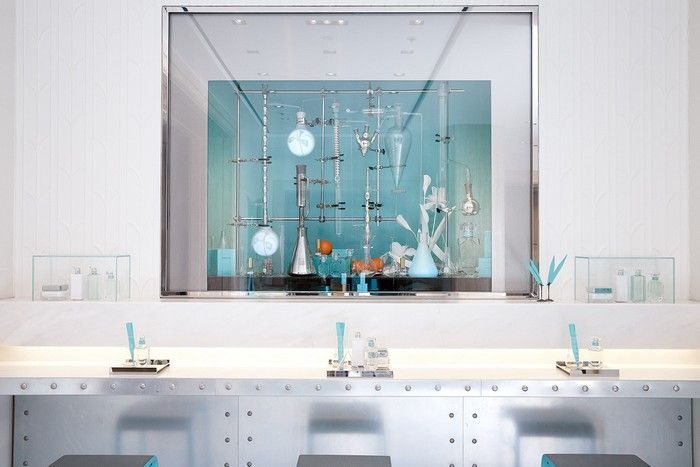 Tiffany & Co Tiffany & Co New Space Creates A Modern Luxury Experience luxury store 3