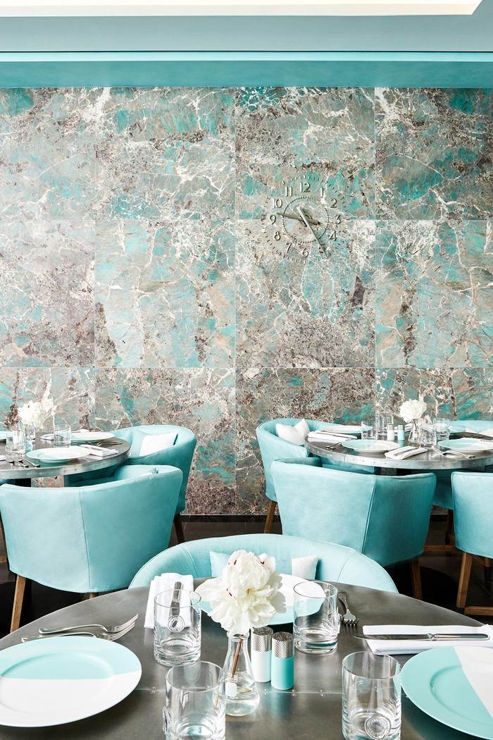 Tiffany co new space creates a modern luxury experience - Antique baby room ideas designed for modern house ...