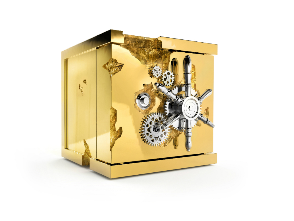 jewelry cases 50 Luxury Jewelry Cases For Your Daily Treasures millionaire table top