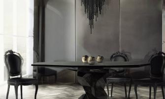 Modern Furniture Black is Back: 10 Modern Furniture Designs cover 18 335x201
