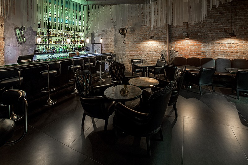 Contemporary Enigma, An Experimental Contemporary Restaurant in Barcelona enigma restaurant inspirations 10