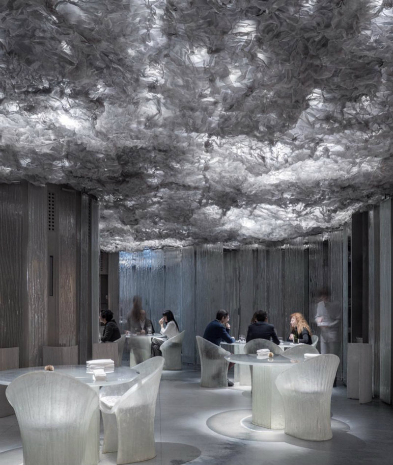 Contemporary Enigma, An Experimental Contemporary Restaurant in Barcelona enigma restaurant inspirations 13