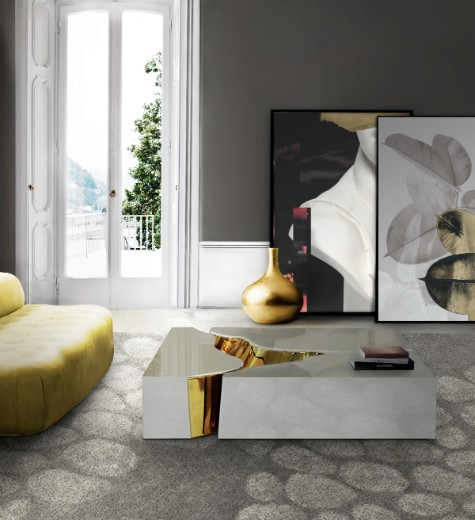 Coffee and Side Tables: 60 Ideas For Your Living Room
