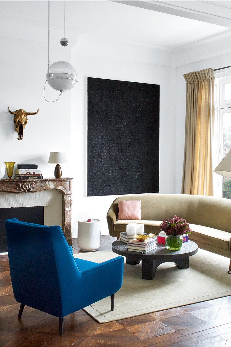 Contemporary and Sophisticated Home Art Gallery in Paris contemporary Contemporary and Sophisticated Home Art Gallery in Paris paris home inspirations 4