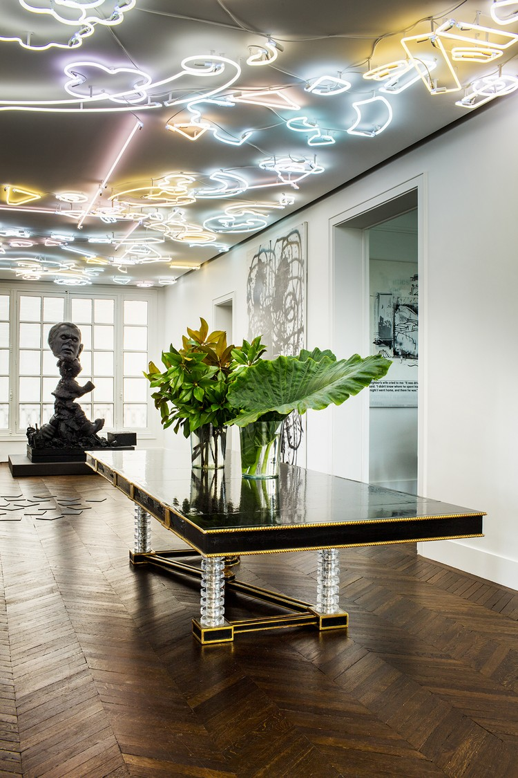 Contemporary and Sophisticated Home Art Gallery in Paris contemporary Contemporary and Sophisticated Home Art Gallery in Paris paris home inspirations 5