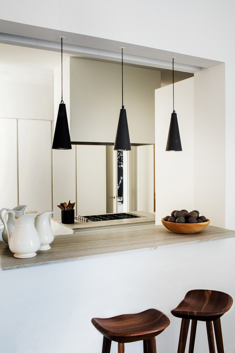 contemporary Contemporary and Sophisticated Home Art Gallery in Paris paris home inspirations 8