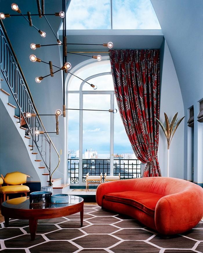 Seductive Curved Sofas For A Modern Living Room Design round sofa inspirations 1