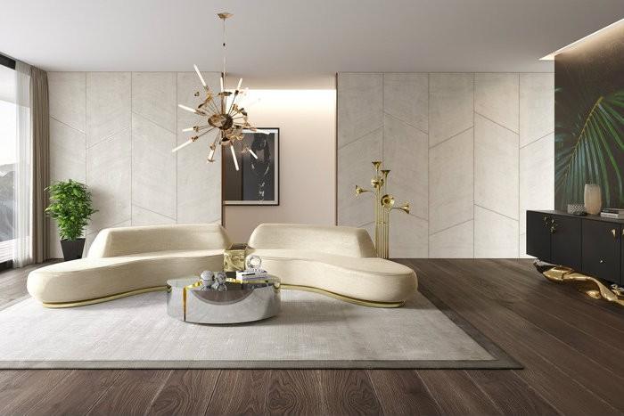 Seductive Curved Sofas For A Modern Living Room Design round sofa inspirations 7
