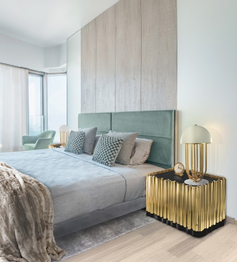 100 must see master bedroom ideas for your home decor Master Bedroom Nightstand Ideas