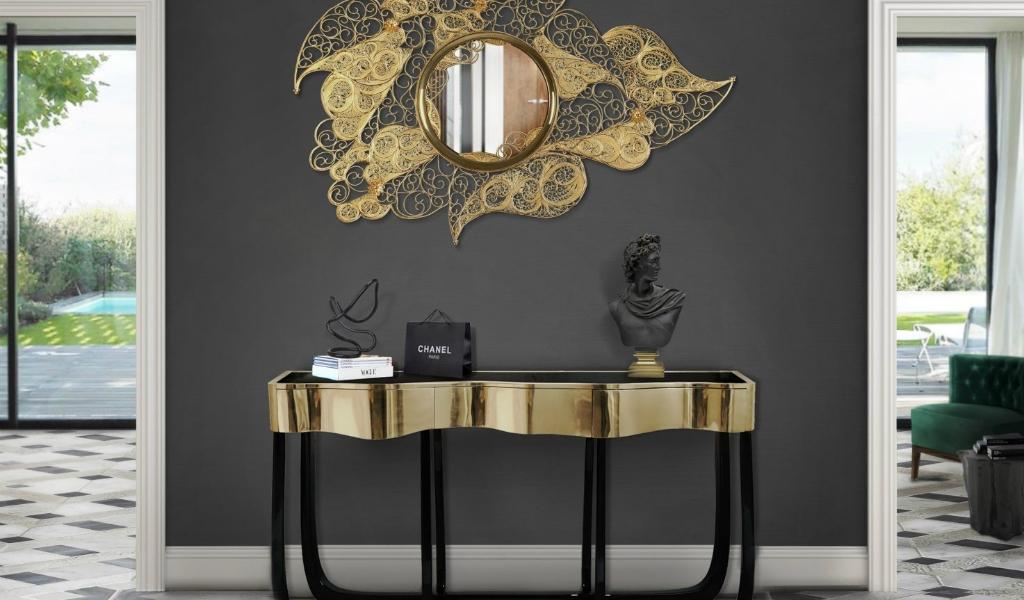 See Wall Mirror Ideas For Your Home Decor, Wall Decor Mirror Ideas