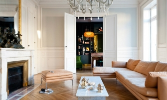 Modern Minimalist and Modern Apartment in the Heart of Paris cover 5 335x201