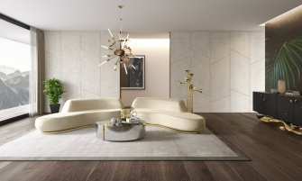 living room ideas Living Room Ideas with Boca do Lobo's Limited Edition Furniture ft 335x201
