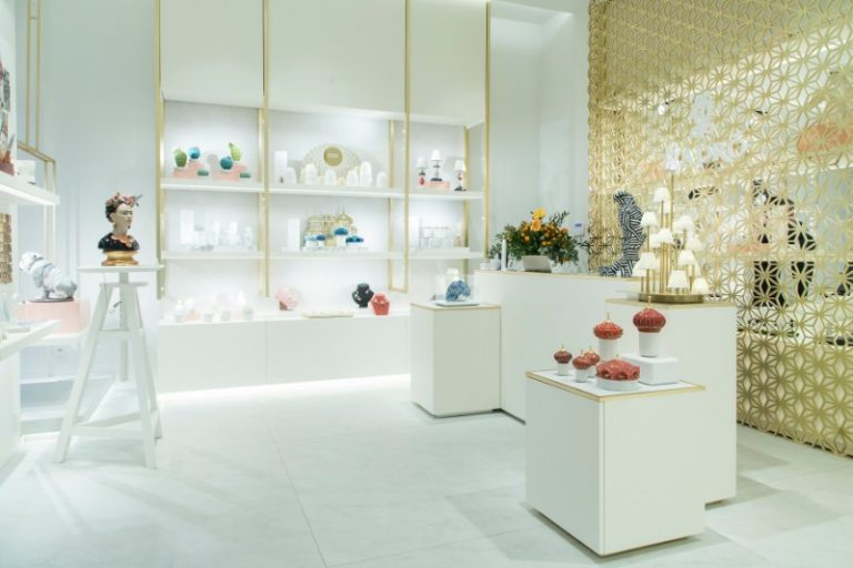 showrooms The Design Showrooms That You Must Visit During Milan Design Week lladro new boutique in madrid 16 768x512