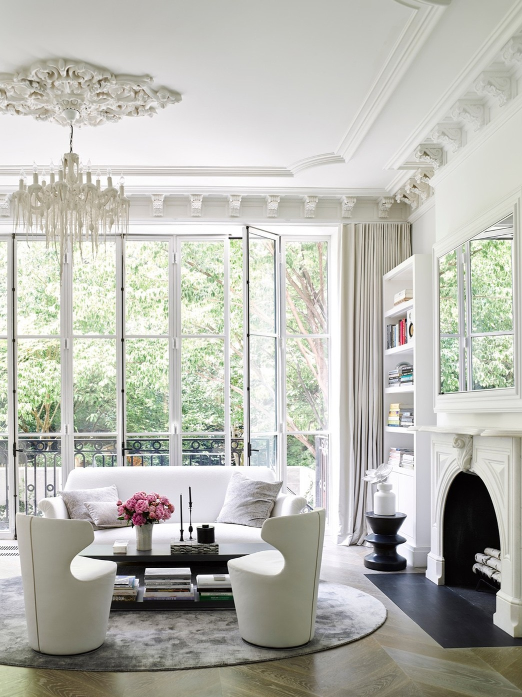 Design Studio New York a contemporary take on a classic new york house by studio