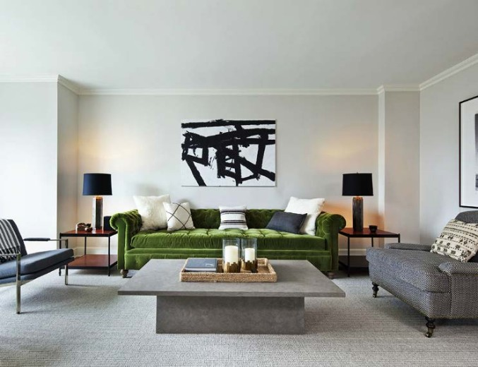 Pleasing 100 Modern Sofa Ideas For Your Living Room Onthecornerstone Fun Painted Chair Ideas Images Onthecornerstoneorg