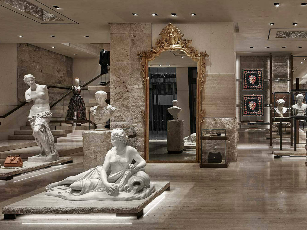 dolce & gabbana New Dolce & Gabbana Store Recreates The Grandeur of Teatro alla Scala cover 10