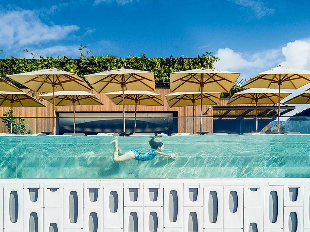 contemporary Contemporary Emiliano Hotel in Rio de Janeiro by Studio Arthur Casas cover 12