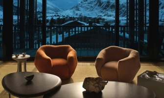Pierre Yovanovitch Contemporary Chalet in the Swiss Alps by Pierre Yovanovitch   cover1 1 335x201
