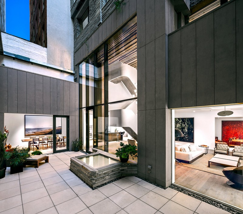 luxury home Luxury Home Project with Brazilian Flavor in the Big Apple design inspiratons 2
