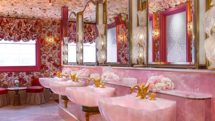 The Flamboyant Club Annabel\'s Redesigned by Martin Brudnizki Studio