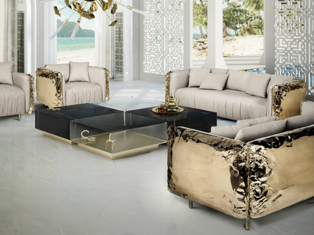 20 Modern Sofa Ideas For Your Living Room