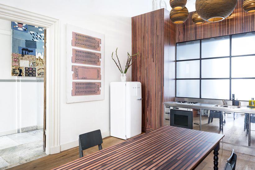 contemporary Contemporary Home From the Eccentric Dutch Designer Rick Vintage 4