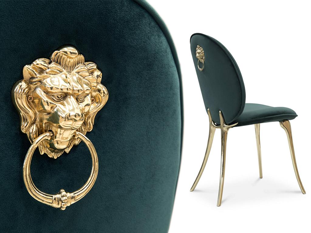 new design Boca do Lobo by New Design: The Animal Spirit of Soleil Chair Untitled 1 2