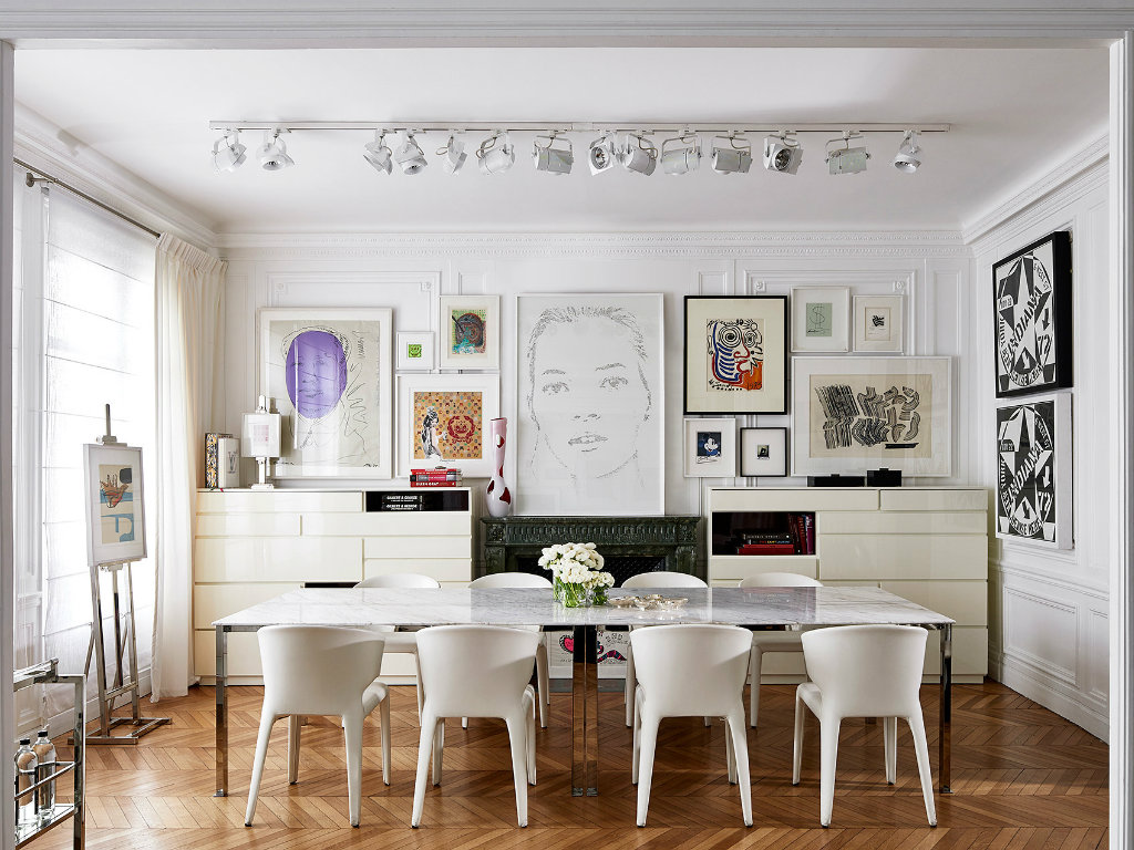 interior designer Charming & Modern Home in Paris by Interior Designer Reda Amalou cover 5