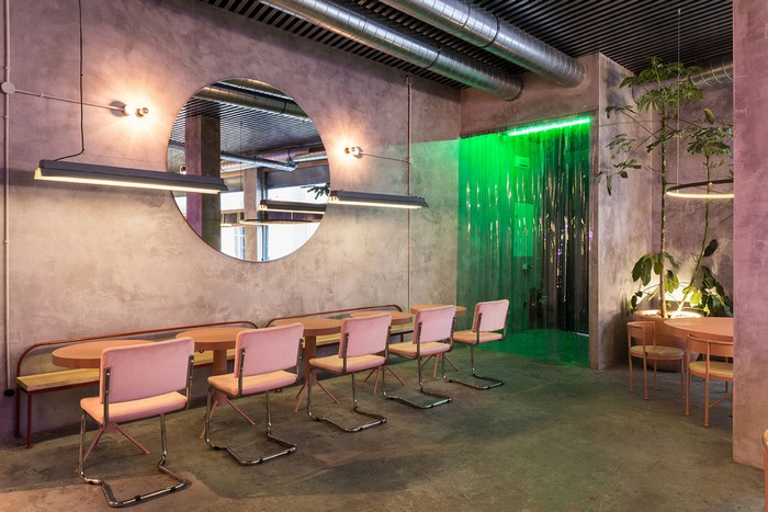 This Modern Restaurant Is Just like Futuristic Film modern restaurant This Modern Restaurant Is Just like Futuristic Film design inspirations1