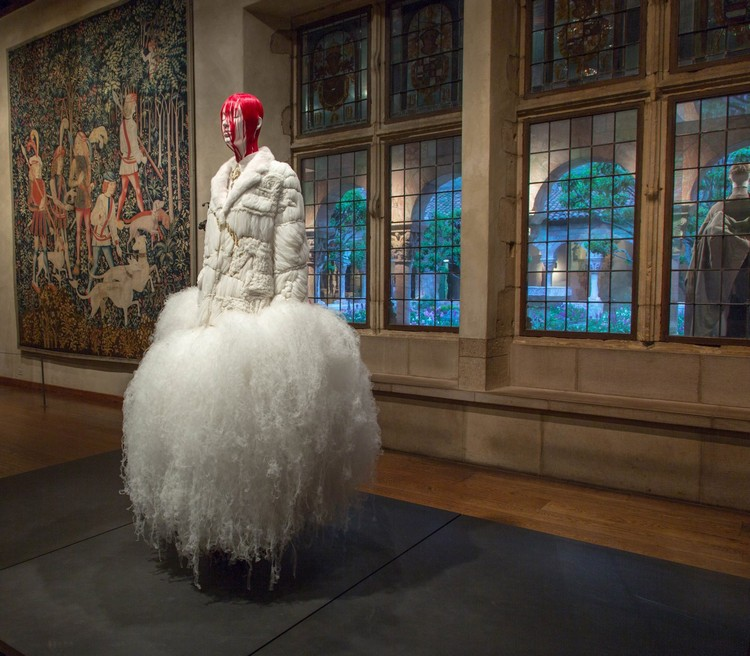 "art Met Museum's ""Heavenly Bodies"", A Dialogue Between Fashion and Art met ispirations 11"
