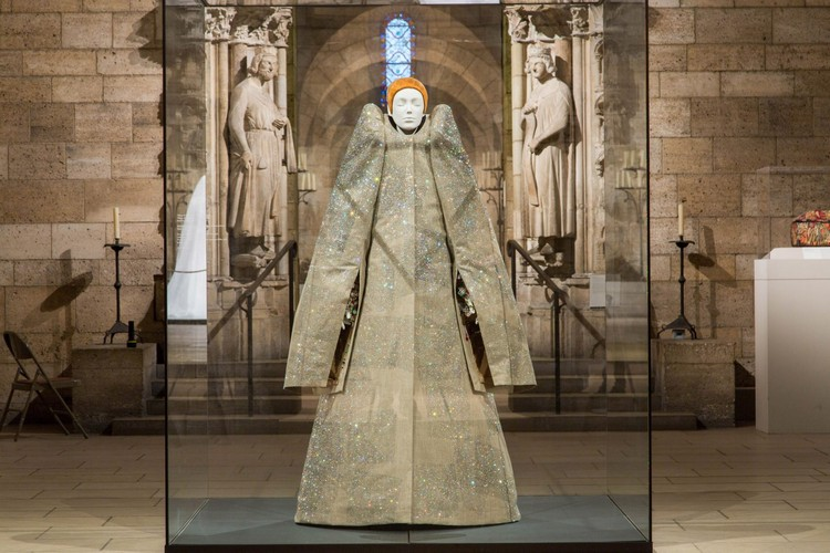 "art Met Museum's ""Heavenly Bodies"", A Dialogue Between Fashion and Art met ispirations 12"