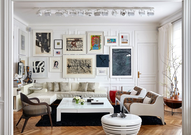 Charming & Contemporary Home in Paris by Interior Designer Reda Amalou interior designer Charming & Modern Home in Paris by Interior Designer Reda Amalou paris apartment inspirations 6