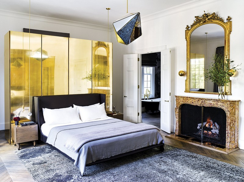 interior design Interior Design Project Merges Past and Present Into Timeless Home san francisco home inspirations 3
