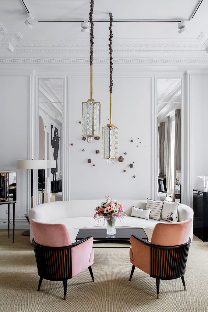 The French Flair of Interior Designer Leyla Uluhanli's Showroom interior designer The French Flair of Interior Designer Leyla Uluhanli's Showroom showroom inspirations 1 1 683x1024