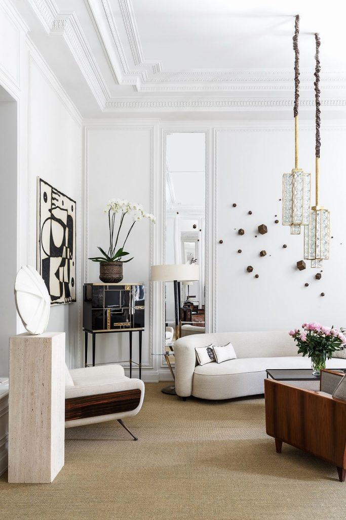 The French Flair of Interior Designer Leyla Uluhanli's Showroom interior designer The French Flair of Interior Designer Leyla Uluhanli's Showroom showroom inspirations 2 2 683x1024