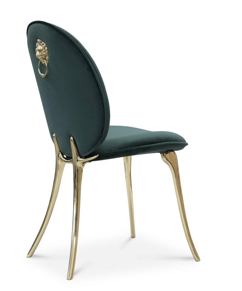 new design Boca do Lobo by New Design: The Animal Spirit of Soleil Chair solei chair 10 1