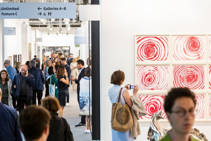 art basel Art Basel 2018: The Must-See Art Galleries art inspirations 12