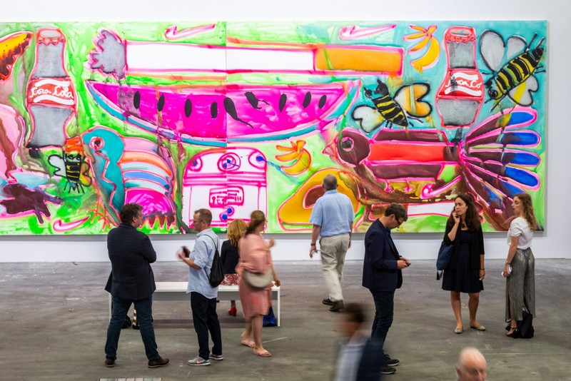 art basel Art Basel 2018: The Must-See Art Galleries art inspirations 14