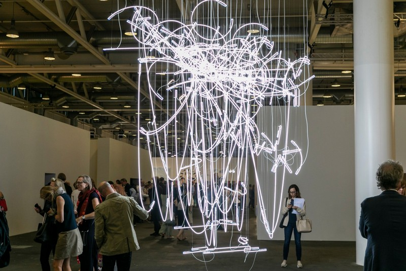 art basel Art Basel 2018: The Must-See Art Galleries art inspirations 17