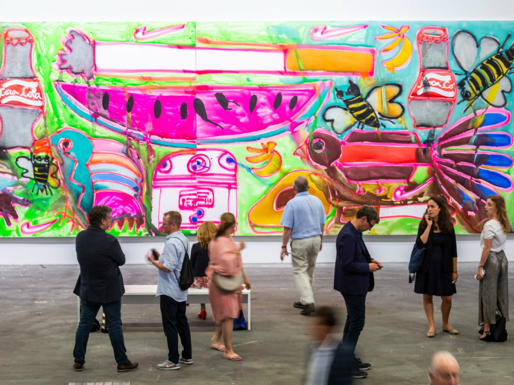 art basel Art Basel 2018: The Must-See Art Galleries cover 2 1