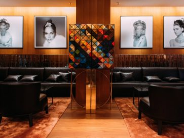 When Luxury Jewelry MetDesign: Furniture Boca do Lobo At Bulgari Hotel