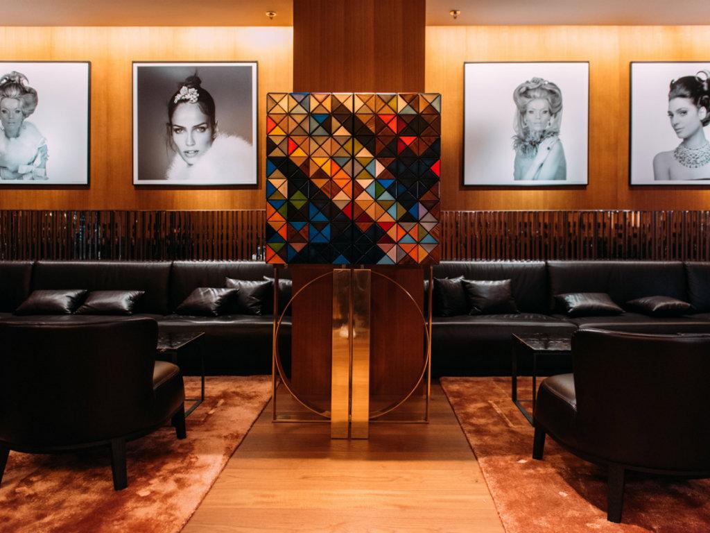 bulgari hotel When Luxury Jewelry MetDesign: Furniture Boca do Lobo At Bulgari Hotel cover