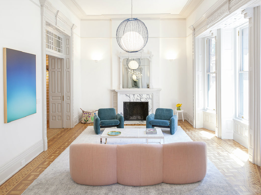 interiors Bright and Modern Interiors Enliven a Historical NY Apartment cover2 2