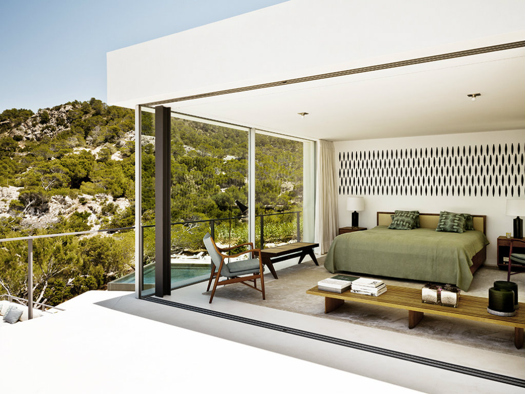 modern Between Stone, Sky, and Sea: Modern Villa in Ibiza cover2