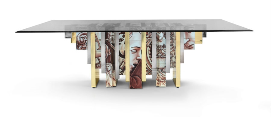 design projects Discover Boca do Lobo's Luxurious Design Projects kassavelloshop heritage table sepia 02