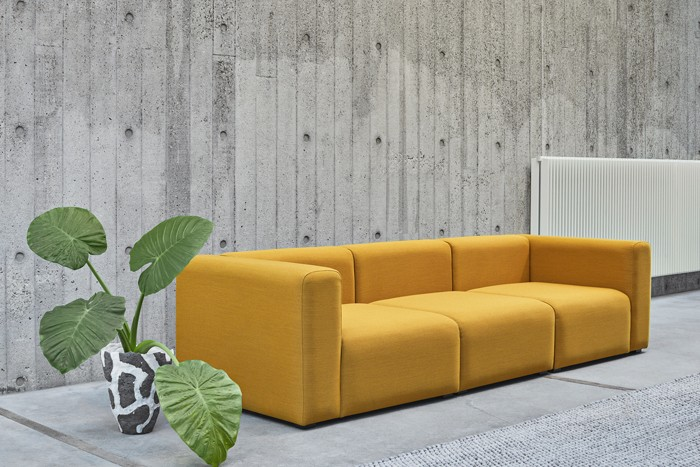 And It Was All Yellow: Design Trend For your Home