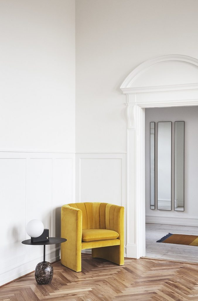design trend And It Was All Yellow: Design Trend For your Home yellow inspirations 5 676x1024