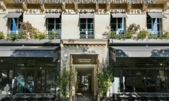 hotels Luxury Boutique Hotels: Hotel National des Arts Et Métiers Luxury Boutique Hotels Hotel National des Arts Et M  tiers Featured 335x201