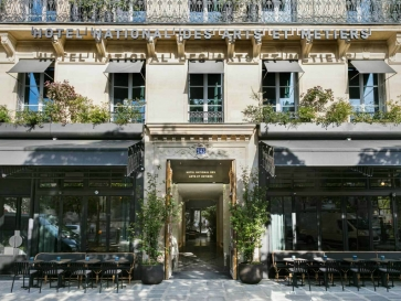 Luxury Boutique Hotels: Hotel National des Arts Et Métiers