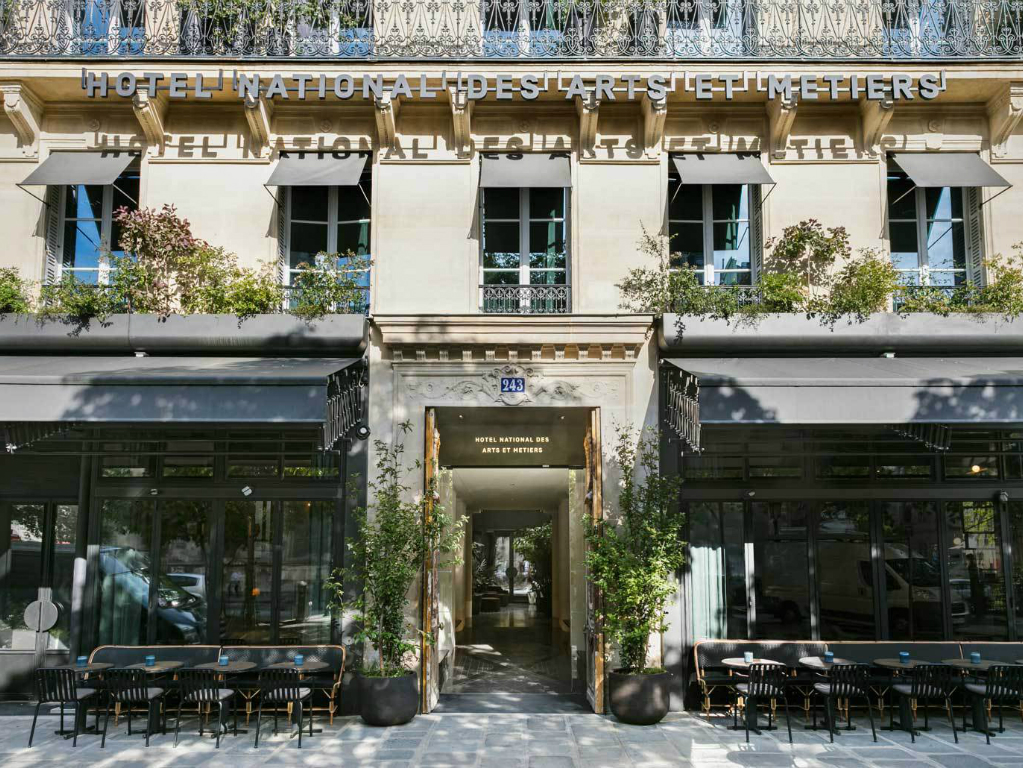hotels Luxury Boutique Hotels: Hotel National des Arts Et Métiers Luxury Boutique Hotels Hotel National des Arts Et M  tiers Featured